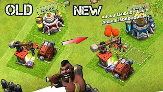 Update Workshop /Laboratory & 2 Update /2 Level up in Clash of Clans