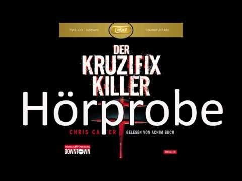 Der Kruzifix-Killer YouTube Hörbuch Trailer auf Deutsch
