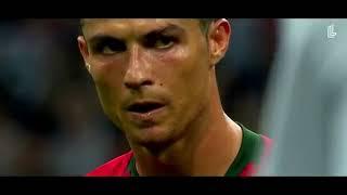 1 ALIEN vs 11 MEN ● Cristiano Ronaldo vs Spain WORLD CUP 2018   YouTube