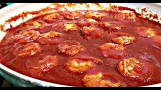 Mexican Style Spicy Shrimp Recipe | Camarones A La Diabla