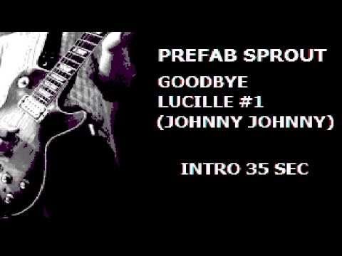 Prefab Sprout - Goodbye Lucille #1 (Johnny Johnny) - Karaoke - Instrumental Cover