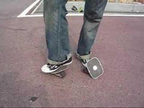 Freeline Skates - Lesson 1, Goofy - YouTube