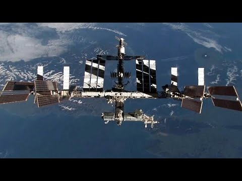 La station spatiale internationale fête ses 20 ans