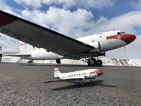 Revell 1:48 DC 3 C FDTD Planes Savers part 2
