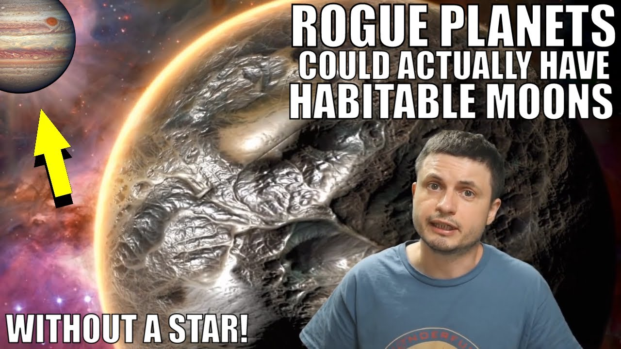 Some Rogue Planets Could Have Habitable Moons - No Star Needed!