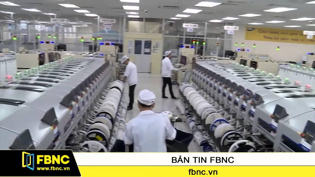 FBNC – Năm 2015: Việt Nam chi hơn 22 tỷ USD nhập máy tính, linh kiện điện tử