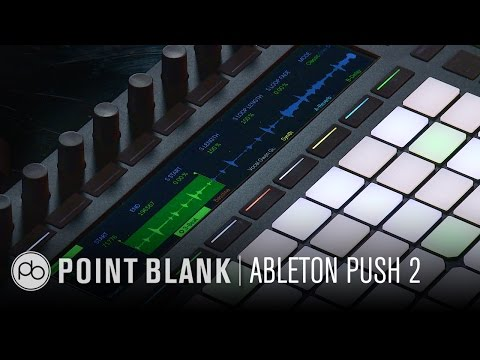 Ableton Push 2: First Look