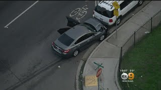 Man Found Fatally Shot In Vehicle In Compton