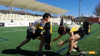 REPORTAJE | Rugby: Club UBU-Colina Clinic - Burgos Online TV