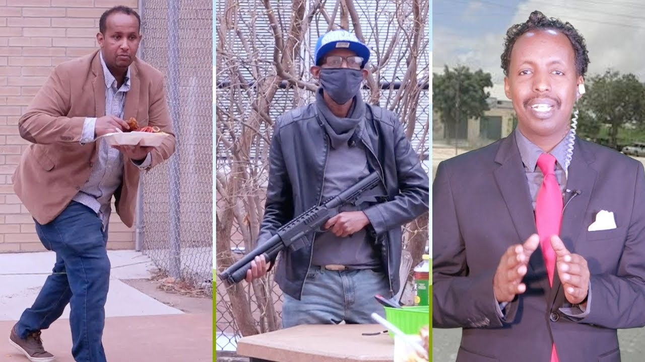 Download Abdihakin Br, Happy Khallif, Abti Liban, Somali Comedy 2020,