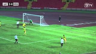 Gateshead FC 6-0 Hampton & Richmond Borough FC