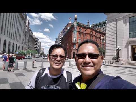 Washington DC, USA Trip June 2016