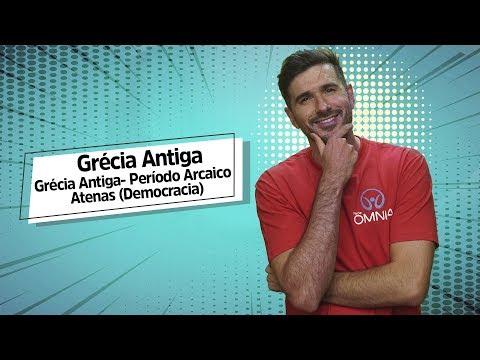 Grécia Antiga: Período Arcaico – Atenas (Democracia) - Brasil Escola