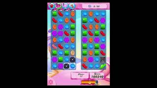 Candy Crush Saga Level 262 Walkthrough