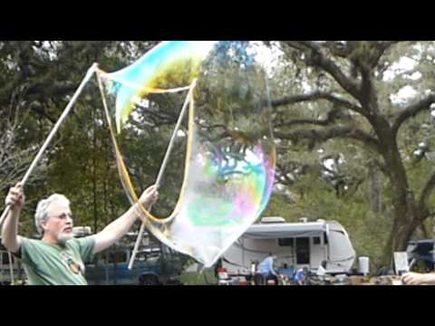 Big Bubbles with Kevin - a video by Bill Dudley