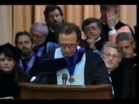 New York Attorney Anthony Gair Commencement Address, Thomas M. Cooley Law School, May 13th 2000. In part 3, Anthony Gair explains how to succeed as a Trial Lawyer