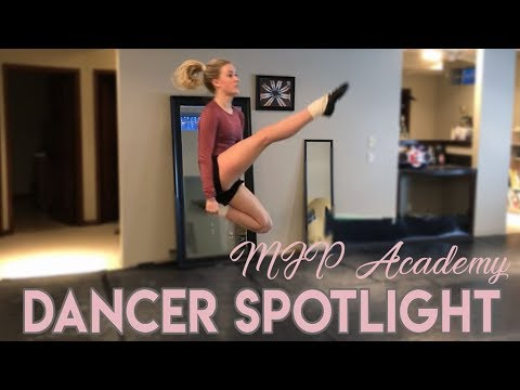 Dancer Spotlight - Anya from MJP Academy of Irish Dance