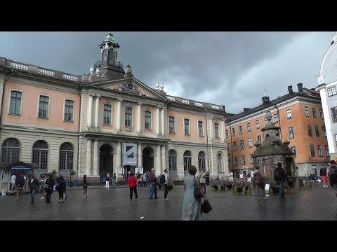 Stockholm - Gamla Stan & The Royal Palace -  Aug 2012