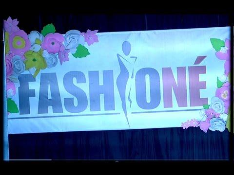 Kauna unahang Fashion Show ng mga aspiring designers ng Nueva Ecija, ginanap sa SM Mega Center