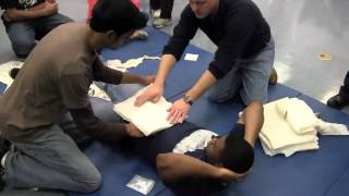 EMT Practical - Abdominal Evisceration