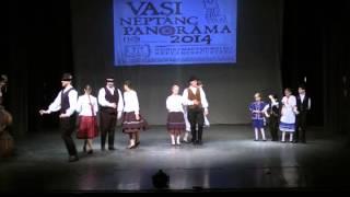 Ümmögő Néptáncegyüttes Répcelak Hámori Balázs- Szigetközi táncok Thumbnail