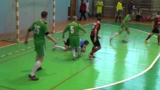 24 ФК Универ 7 тур 8 лига TeamInternational -- AltBeer