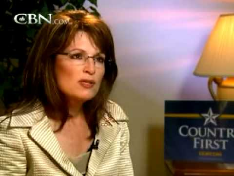 Sarah Palin Interview: Her Pentecostal Upbringing - CBN.com