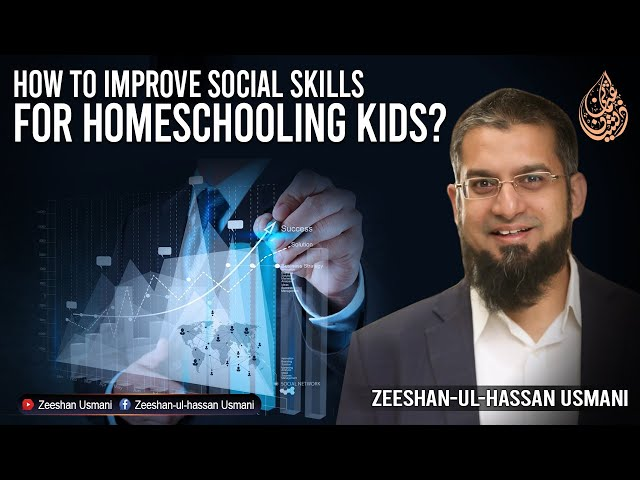 How to Improve Social Skills for Homeschooling Kids?