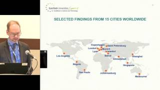 What Cities Want: Sustainable Urban Mobility and How to Get There | Gebhard Wulfhorst (TUM) thumbnail