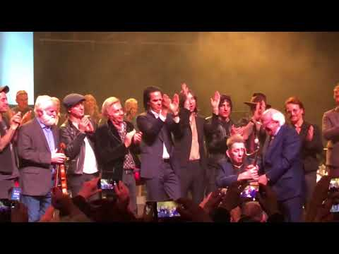 Shane MacGowan's 60th Birthday Party - President Higgins + all Artists and Shane- Grand Finale