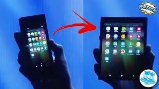 📱Ohebný telefon od Samsungu existuje a změní svět mobilů! | #WRTECH