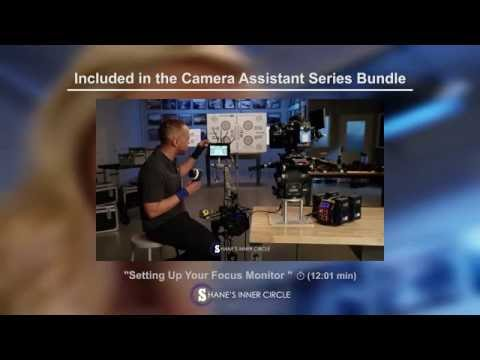 Preview - Focus Puller Series: The Art and Science of Being a Focus Puller