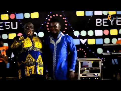 Gifty Donkor, Adu Patrick and Daniel Kusi @ YESU BEYE ALBUM LAUNCH