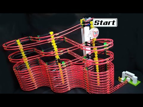 Amazing Marble Race: All Events ● Marble Golf ● Marble run Quercetti ● Marble Target Shooting