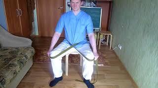 Лечение простатита ( упражнение Альфа остеокинезиса )