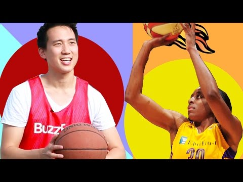 Thumbnail: I Practiced Free Throws For 30 Days To See If I Could Beat A Pro Basketball Player
