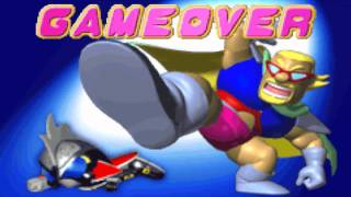 Bomberman Max 2 Music - Game Over