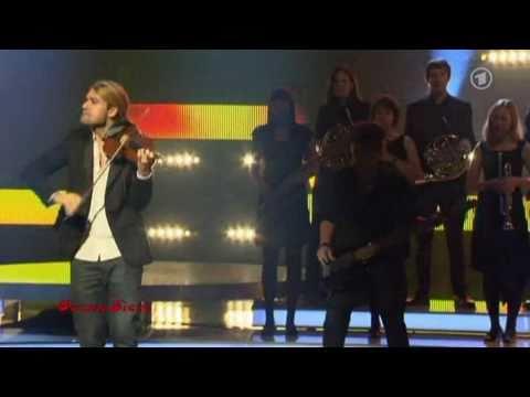 David Garrett - Live And Let Die (Verstehen Sie Spaß 2010)