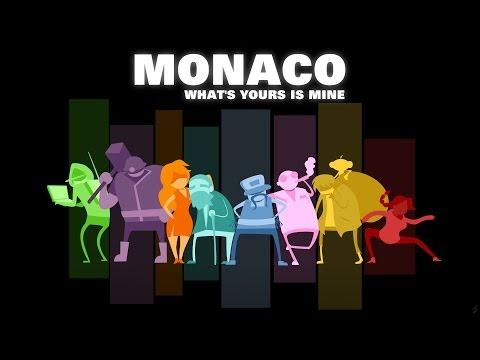 Playing Monaco w/ the Wife