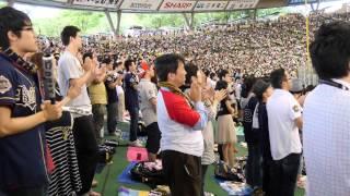 2015年5月4日 埼玉西武ライオンズvsオリックス・バファローズ 歌詞 [フ...