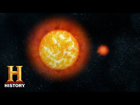 THE SUN'S EVIL TWIN | The Universe (Season 6) | History