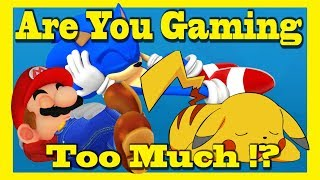 Are You Sufferring From Gaming Burnout !?