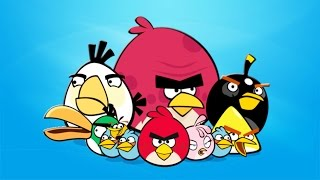 ANGRY BIRDS, BAD PIGGIES and ANGRY BIRDS SPACE in Grand Theft Auto