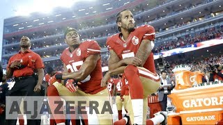 🇺🇸 Trump: Fire players who kneel during US national anthem