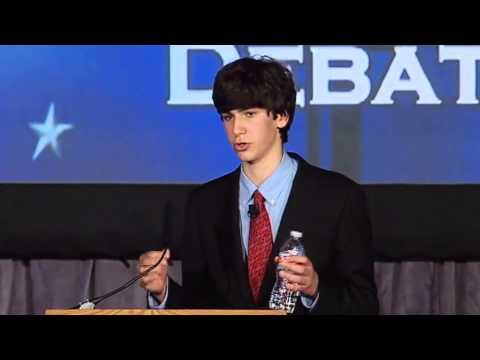 2010 Lincoln-Douglas Debate National Finals