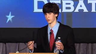 2010 Lincoln-Douglas Debate National Finals