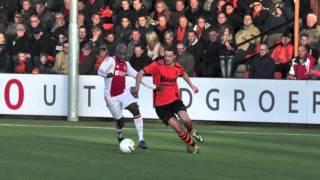 Radioverslag Sparta-Ajax (voorzet Joost)