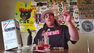 DAB REVIEW!!!!!!!! PREDATOR PINK!!!!