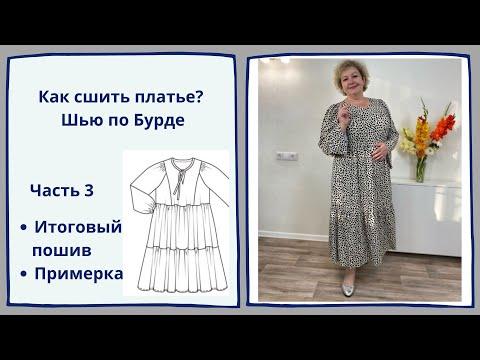 Как пошить нарядное платье для полных своими руками выкройка и модели