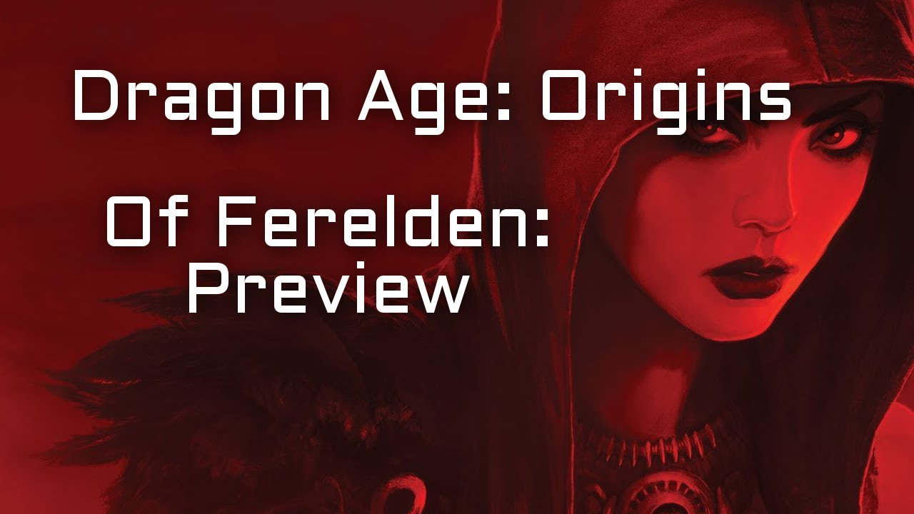 Of Ferelden (Improved Atmosphere) at Dragon Age - mods and